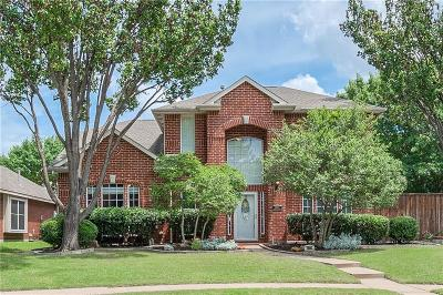 Frisco Single Family Home For Sale: 5600 Memphis Drive