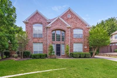 Southlake Residential Lease For Lease: 807 Oakcrest Court