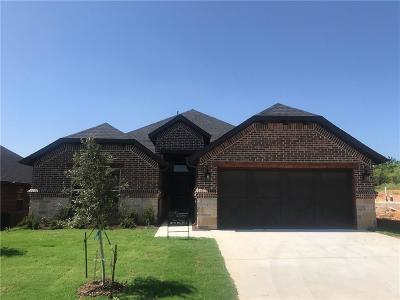 Weatherford Single Family Home For Sale: 1516 Town Creek Circle