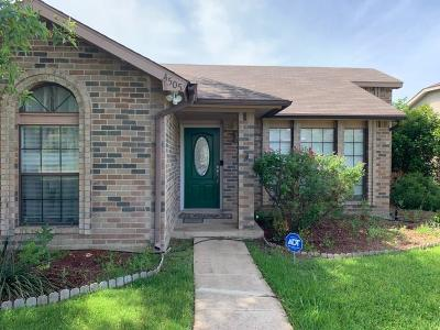 The Colony Single Family Home For Sale: 4505 Queen Circle