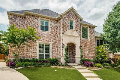 McKinney Single Family Home For Sale: 2201 Hobkirks Hill