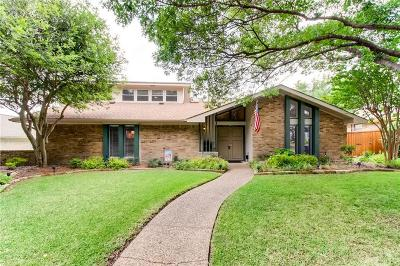 Collin County Single Family Home For Sale: 1900 Lake Hill Lane