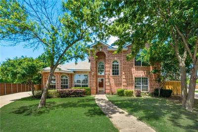 Rowlett Single Family Home For Sale: 3501 Summer Solstice