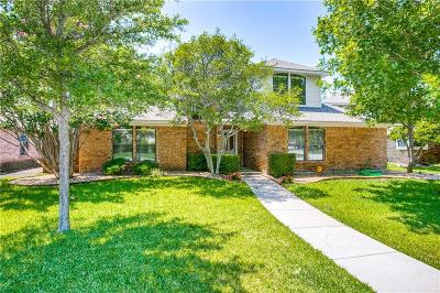 Coppell Single Family Home For Sale: 325 Clear Haven Drive