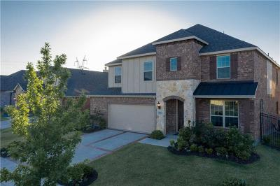 Wylie Single Family Home For Sale: 1724 Journey Forth Trail