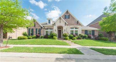 Lewisville Single Family Home For Sale: 2012 Brandiles Drive