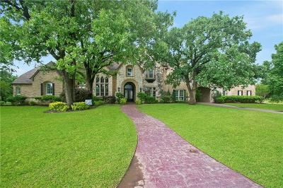 Flower Mound Single Family Home For Sale: 5301 Kensington Court