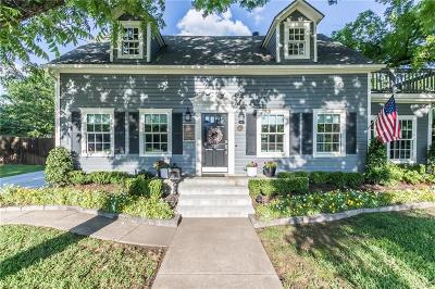 Grapevine Single Family Home For Sale: 527 S Dooley Street