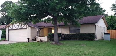 Burleson Single Family Home For Sale: 724 NW Ann Lois Lane