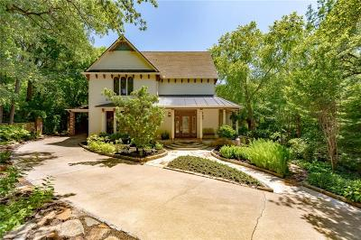 Keller Single Family Home Active Option Contract: 3316 Creek Court