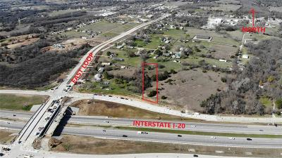 Weatherford Commercial Lots & Land For Sale: Tbd Ih-20 Highway