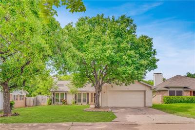 Flower Mound Single Family Home Active Option Contract: 1110 Strawn Court