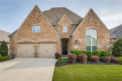 Prosper Single Family Home For Sale: 4661 Crossvine Drive