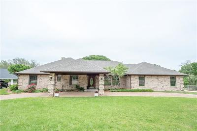 Weatherford Single Family Home For Sale: 2207 Lakeforest Drive