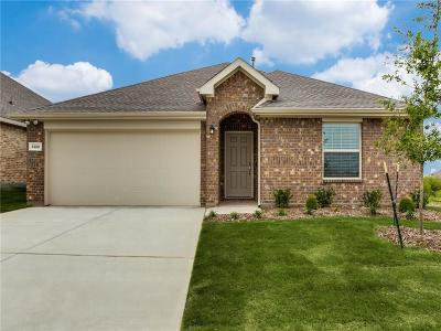 Fort Worth Single Family Home For Sale: 6100 True Vine Road