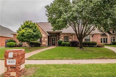 North Richland Hills Single Family Home For Sale: 8317 Brandonwood Drive