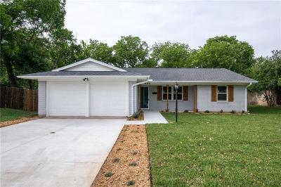 Grand Prairie Single Family Home For Sale: 806 Danish Drive