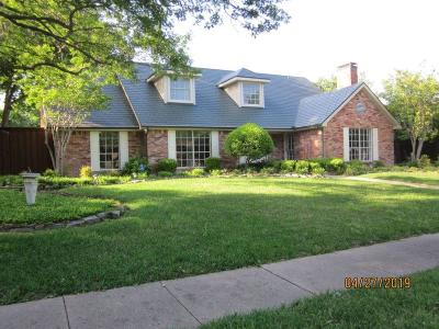 Single Family Home For Sale: 1917 Sparrows Point Drive