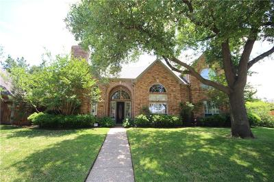 Plano Single Family Home For Sale: 3428 Cabriolet Court