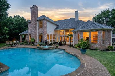 Southlake Single Family Home For Sale: 802 Timbercrest Court