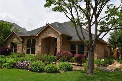 Frisco Single Family Home For Sale: 11612 Meridian Drive