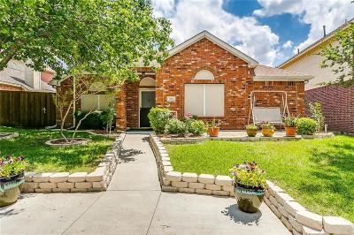 Allen Single Family Home Active Option Contract: 813 Parkview Circle