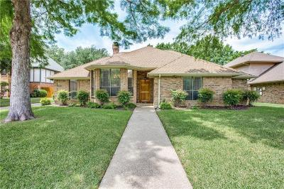 Garland Single Family Home Active Option Contract: 2903 Apple Valley Drive
