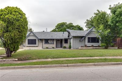 Fort Worth Single Family Home For Sale: 3420 Slade Boulevard