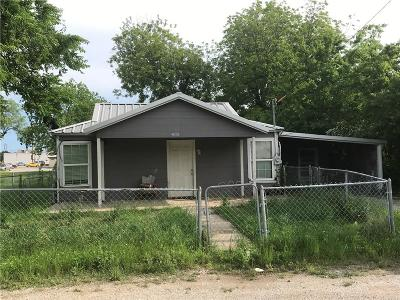 Mineral Wells Single Family Home For Sale: 2102 NE 2nd Street