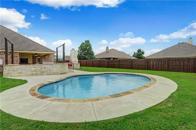 Fort Worth Single Family Home For Sale: 13856 Ranch Horse Run