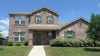 Desoto Single Family Home Active Option Contract: 709 Snowy Orchid Drive