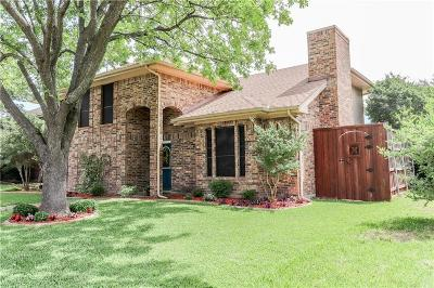 Rowlett Single Family Home For Sale: 3300 Bucknell Drive
