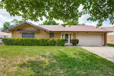 Single Family Home Active Option Contract: 2126 Benbrook Drive