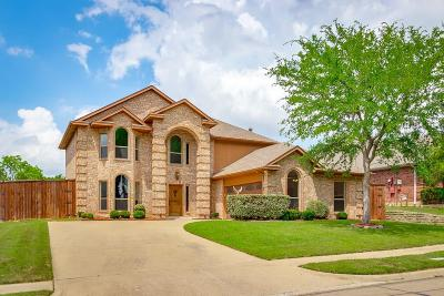 Rowlett Single Family Home For Sale: 2809 Suzanne Drive