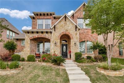 Single Family Home For Sale: 6729 Parker Creek Place