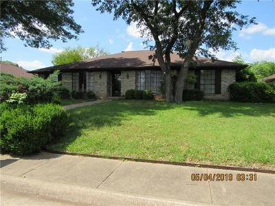 Desoto Single Family Home For Sale: 937 Clear Springs Drive