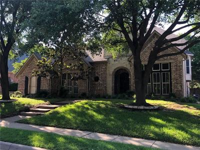 McKinney Single Family Home For Sale: 1920 Pembroke Lane