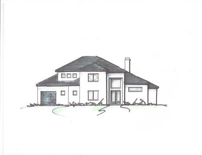 Single Family Home For Sale: 17301 Calla Drive