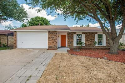 The Colony Single Family Home For Sale: 5433 Baker Drive