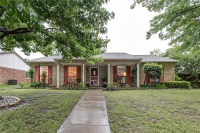 Coppell Single Family Home For Sale: 425 Shadowcrest Lane