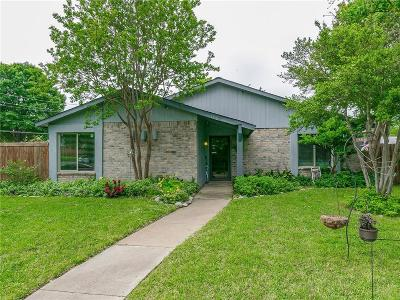 Plano Single Family Home Active Option Contract: 3116 Queens Way