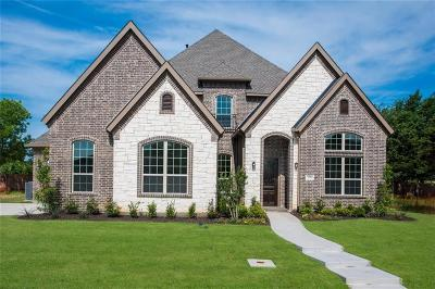 Flower Mound Single Family Home For Sale: 6204 Via Italia Drive