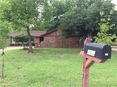 Azle Single Family Home For Sale: 261 Timberlake Drive