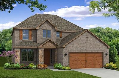 Lewisville Single Family Home For Sale: 1908 Hollowcreek Trail