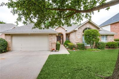 Flower Mound Single Family Home For Sale: 3408 Camden Drive