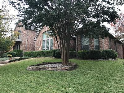 Single Family Home For Sale: 5715 Bent Creek Trail