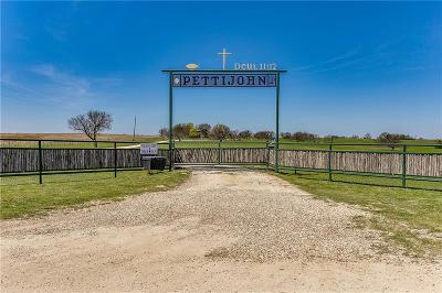 Hamilton County Farm & Ranch For Sale: 845 County Road 611