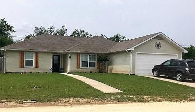Hico Single Family Home For Sale: 1000 Brently Drive