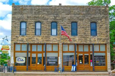 Hico Commercial For Sale: 202 N Pecan Street