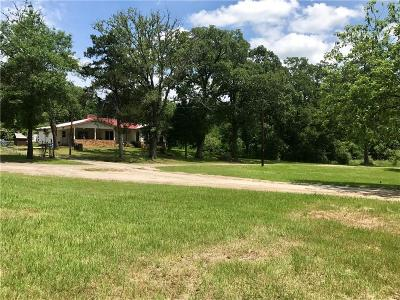 Grand Saline Single Family Home Active Option Contract: 4806 E Hwy 80